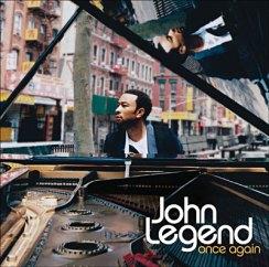 CD ONCE AGAIN de John LEGEND