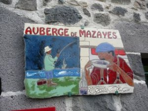 Auberge de Mazayes