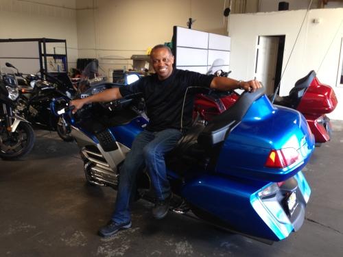 Mister MO /Eagle Rider BMW HONDA